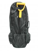 Сумка-рюкзак для всех типов металлоискателей.