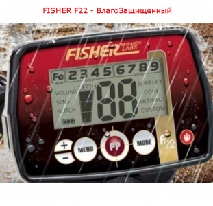 FISHER F22 DD 11